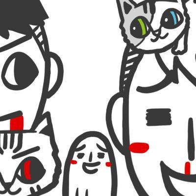 爵爵與貓叔